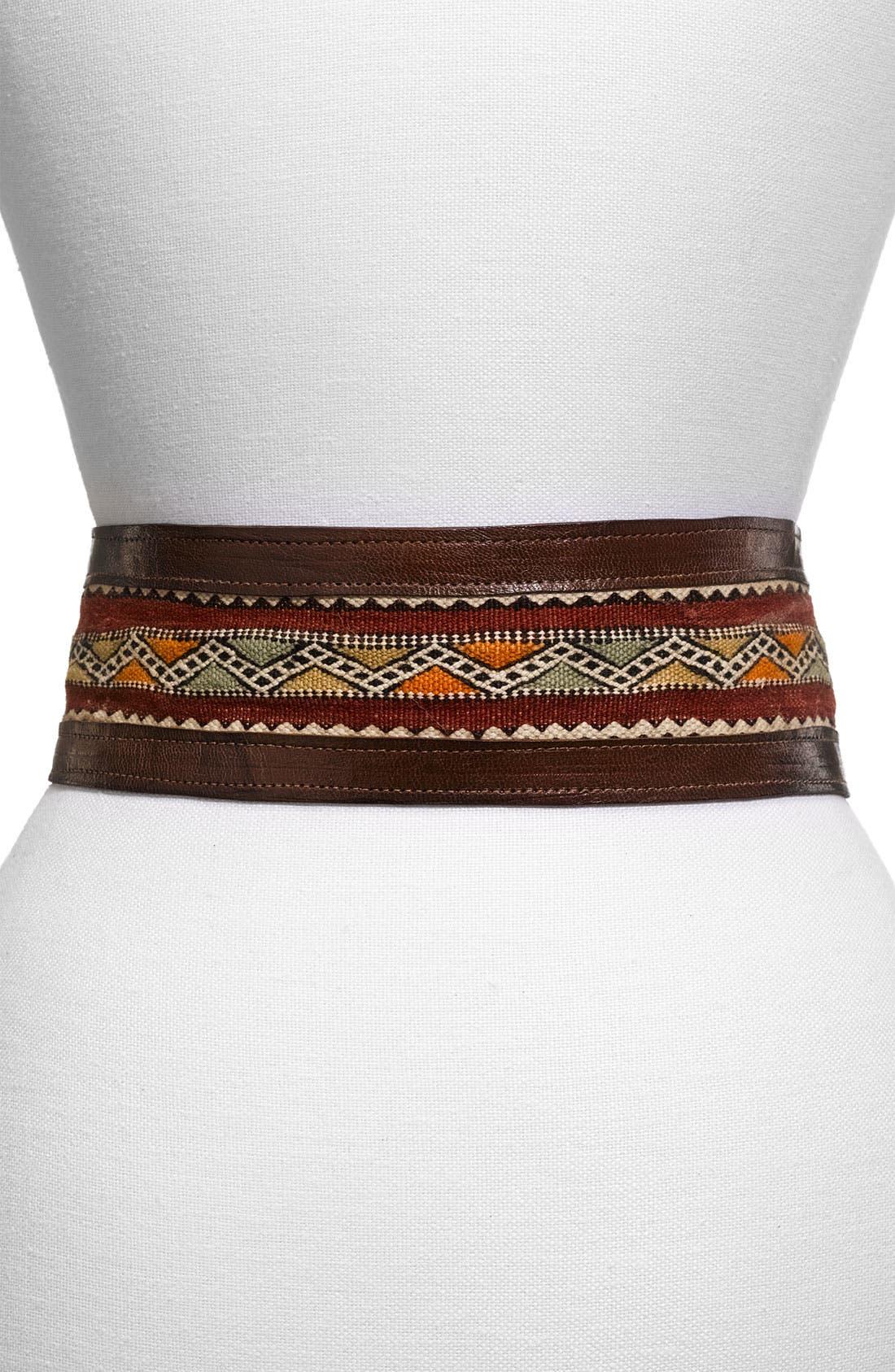 Alternate Image 2  - Motif 56 Tapestry Belt