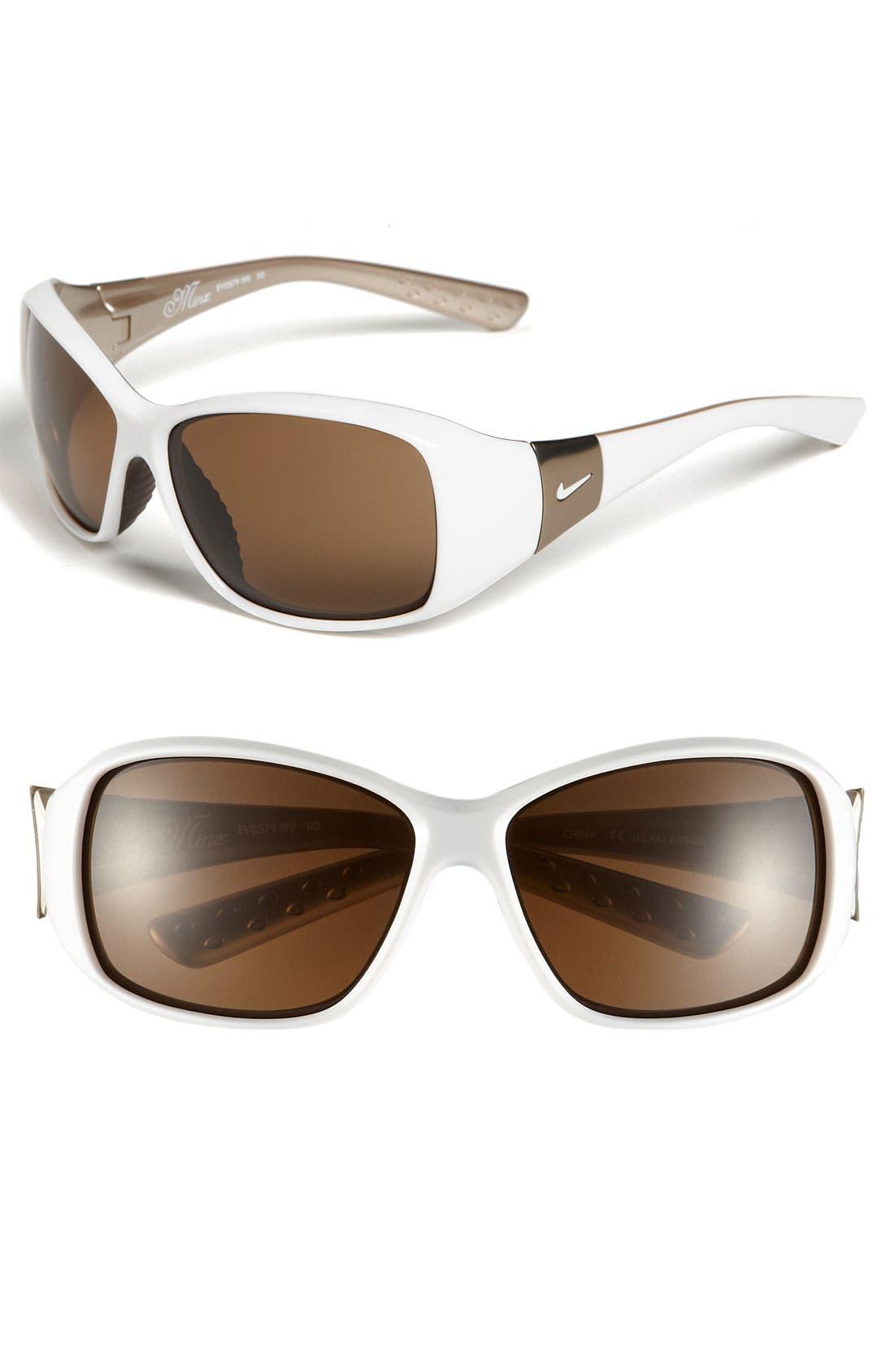 Alternate Image 1 Selected - Nike 'Minx' 59mm Sunglasses