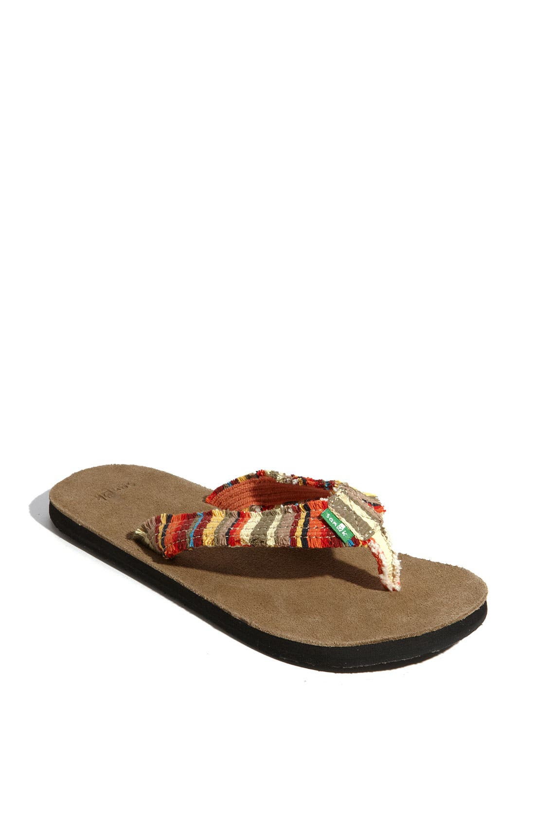 Alternate Image 1 Selected - Sanuk 'Fraidy Cat' Flip Flop (Women)
