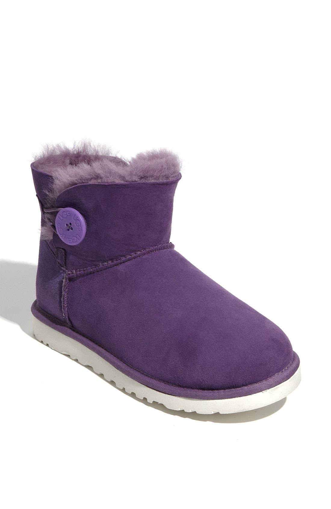 Main Image - UGG® 'Mini Bailey Button' Boot (Women)