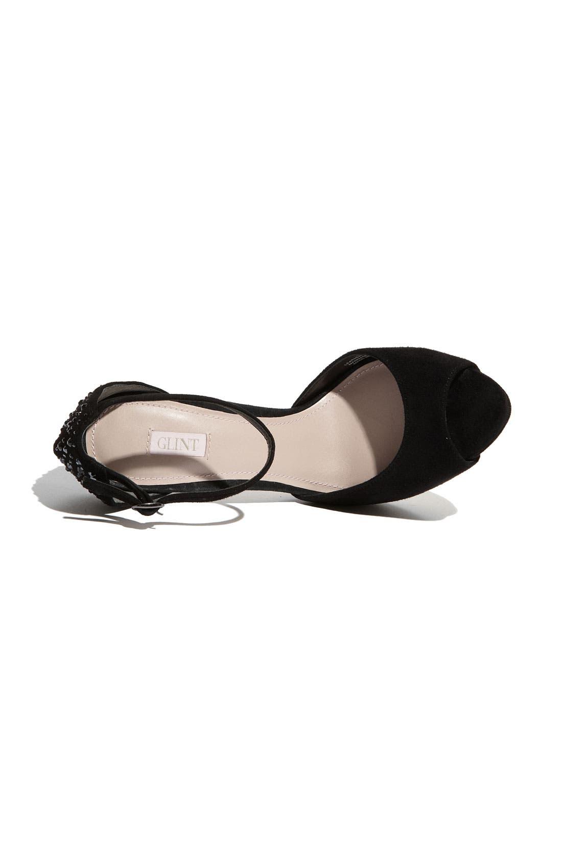 Alternate Image 3  - Glint 'Viola' Jeweled Sandal