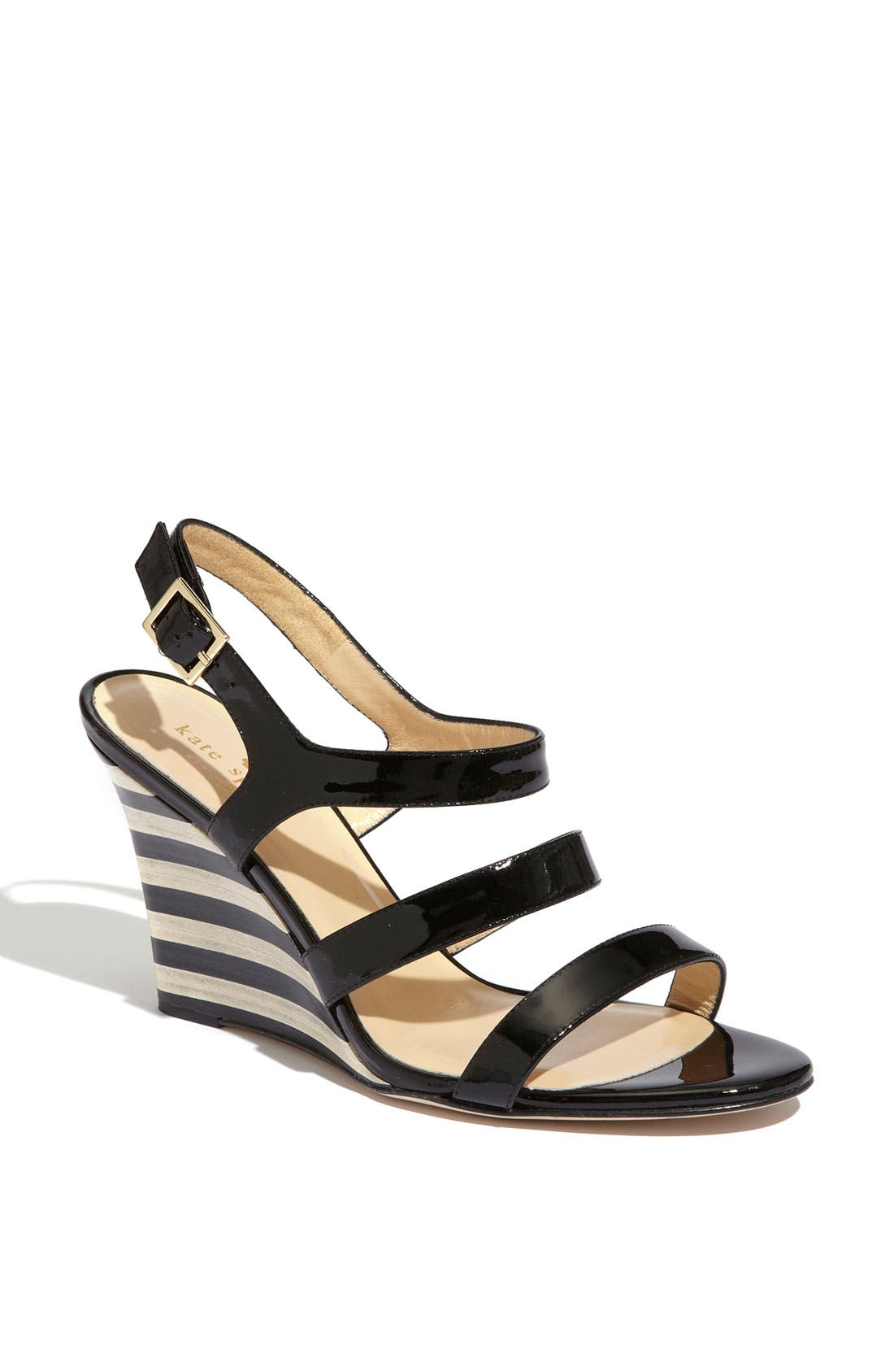 Main Image - kate spade new york 'cindy' wedge