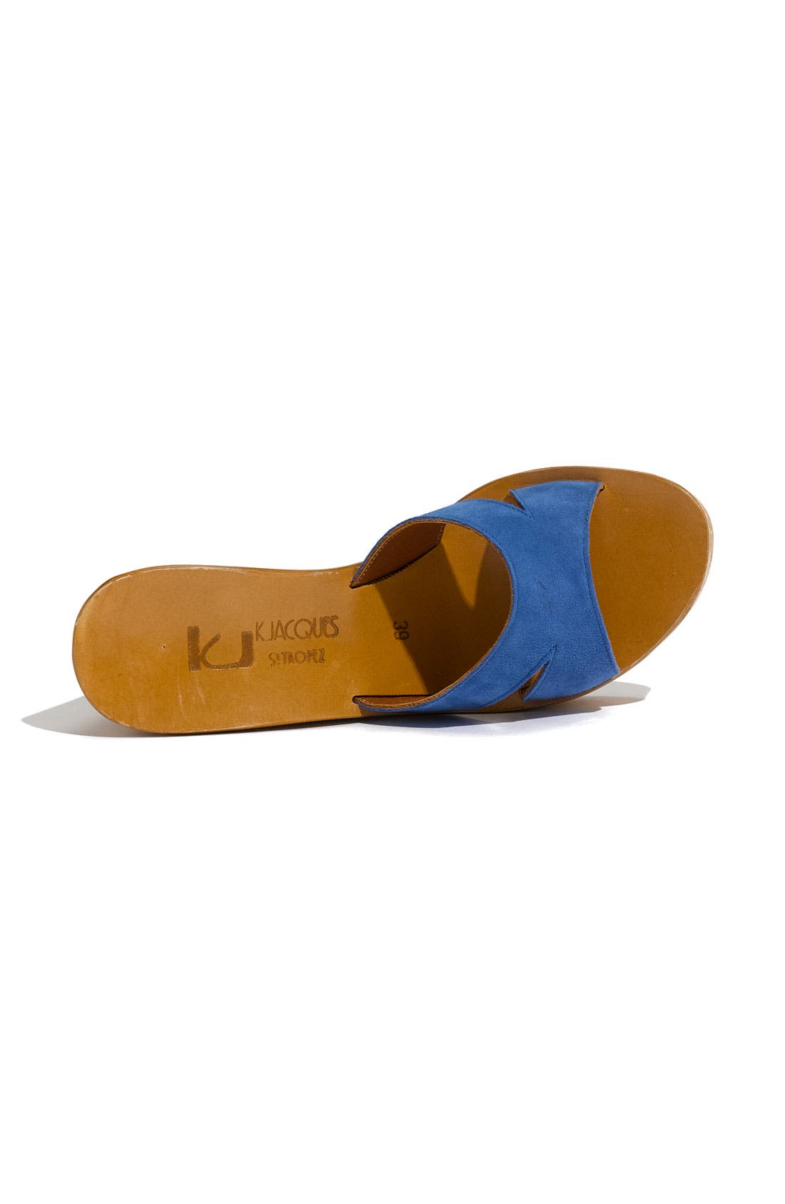 Alternate Image 3  - K.Jacques St. Tropez 'Kyoto' Wedge Slide