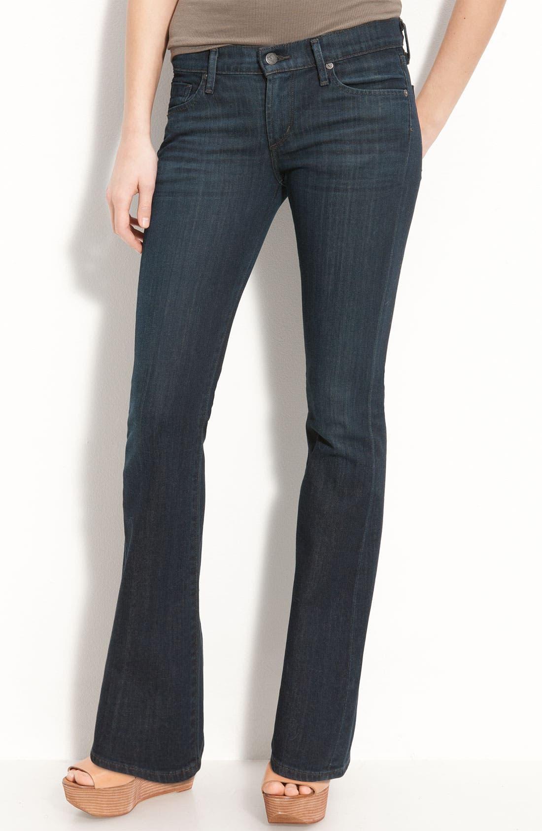 Alternate Image 2  - Citizens of Humanity 'Dita' Bootcut Jeans (Jupiter Wash) (Petite)