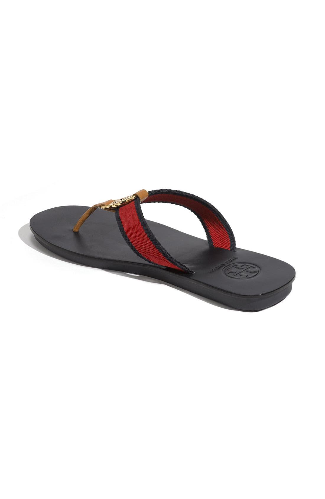 Alternate Image 2  - Tory Burch 'Lise' Thong Sandal