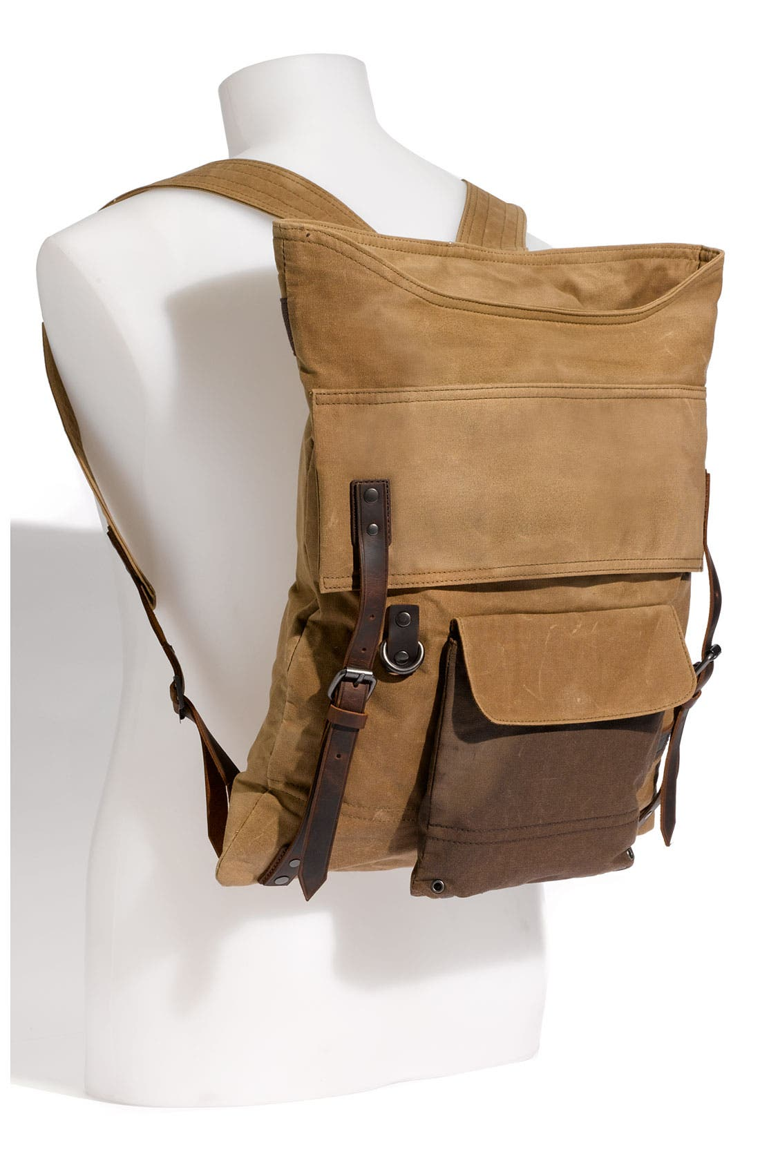 Alternate Image 4  - Levi's 'River Rock' Backpack