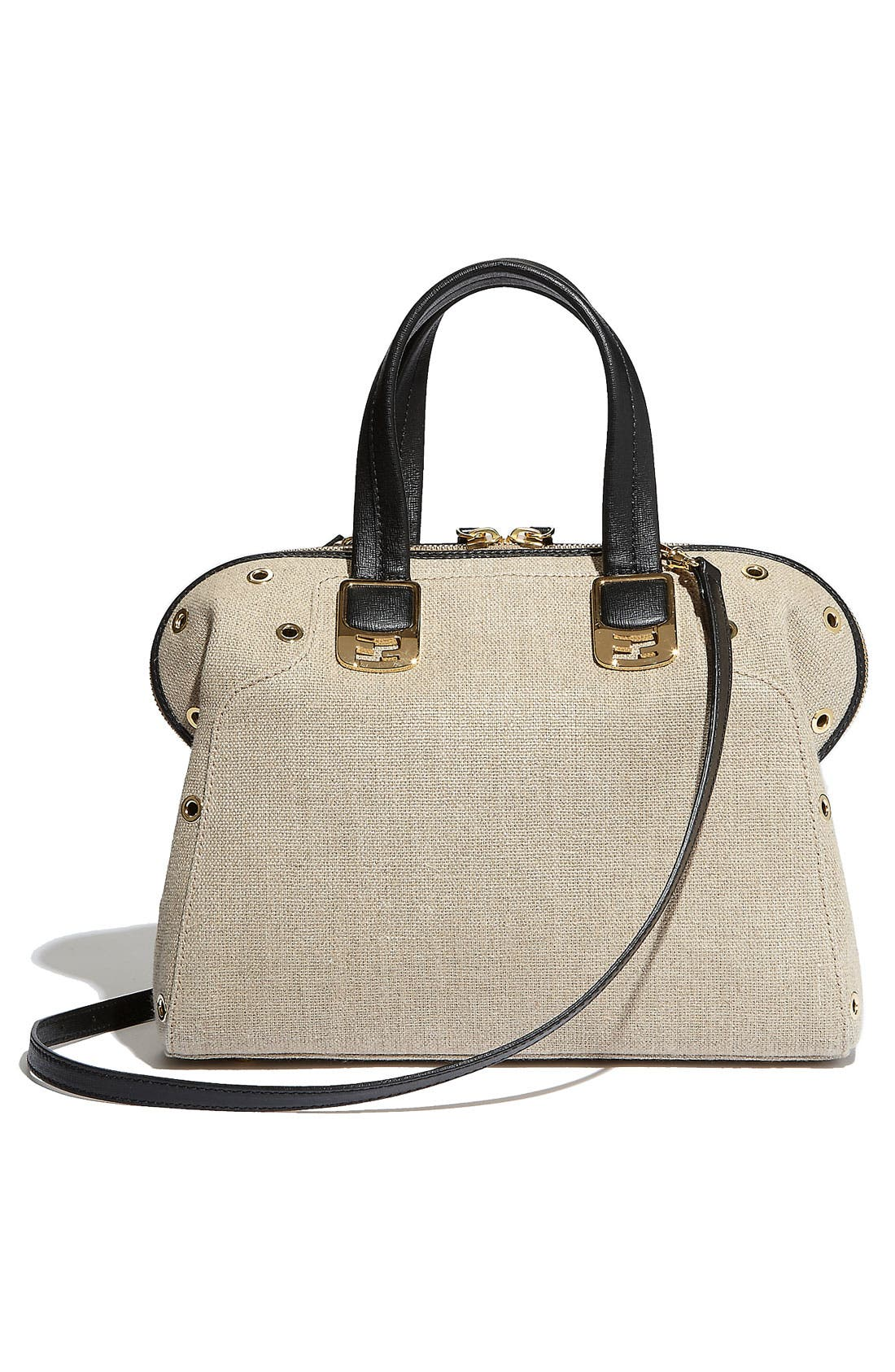 Alternate Image 4  - Fendi 'Chameleon - Small' Grommet Tote