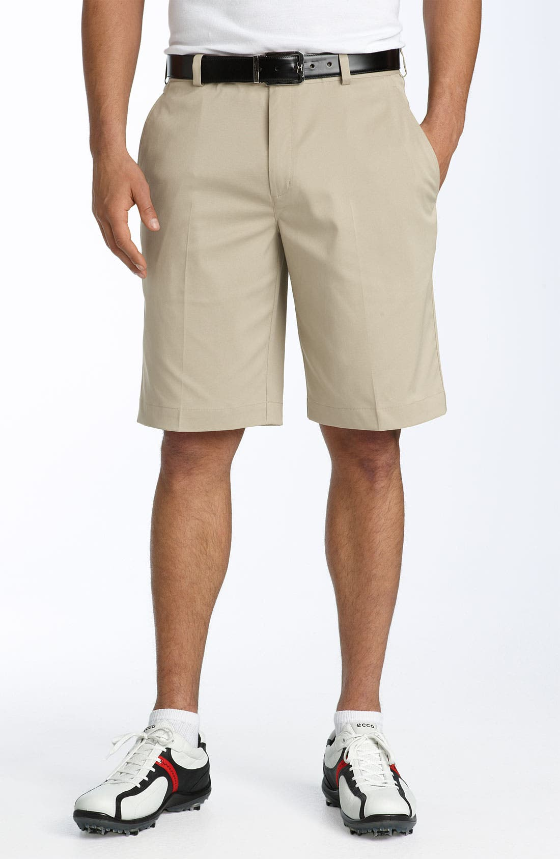 Alternate Image 1 Selected - Nike Golf Dri-FIT Flat Front Golf Shorts
