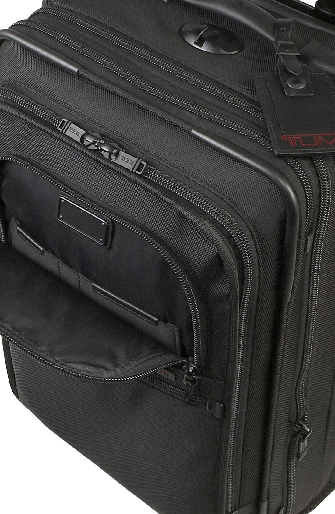 Alternate Image 5  - Tumi 'Alpha' International Wheeled Office Bag