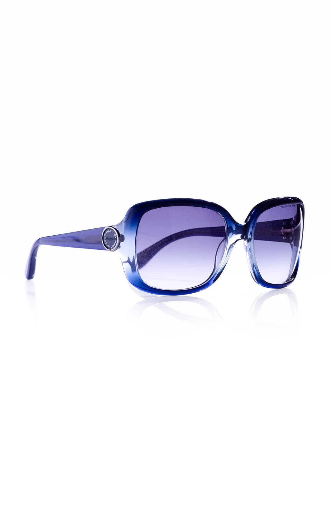 Alternate Image 2  - MARC BY MARC JACOBS 58mm Oversized Sunglasses