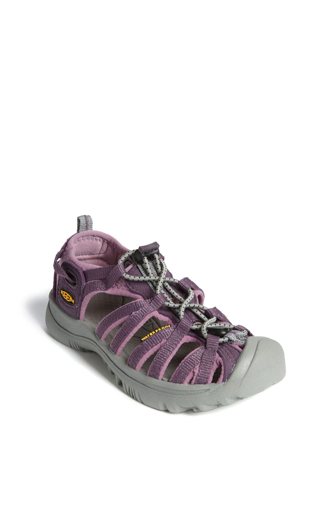 Alternate Image 1 Selected - Keen 'Whisper' Sandal (Baby & Walker)