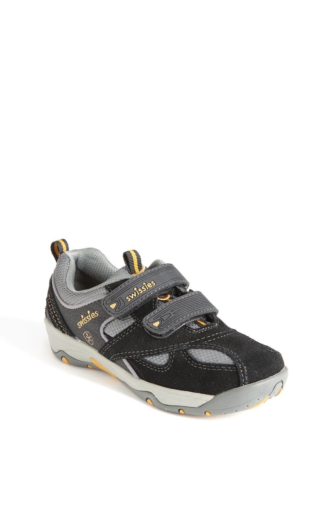 Alternate Image 1 Selected - Swissies 'Mark' Athletic Sneaker (Toddler, Little Kid & Big Kid)