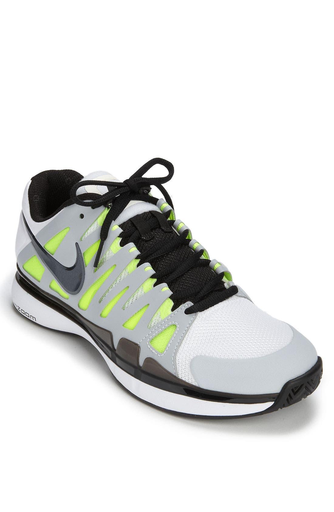 Alternate Image 1 Selected - Nike 'Zoom Vapor 9 Tour' Tennis Shoe (Men)