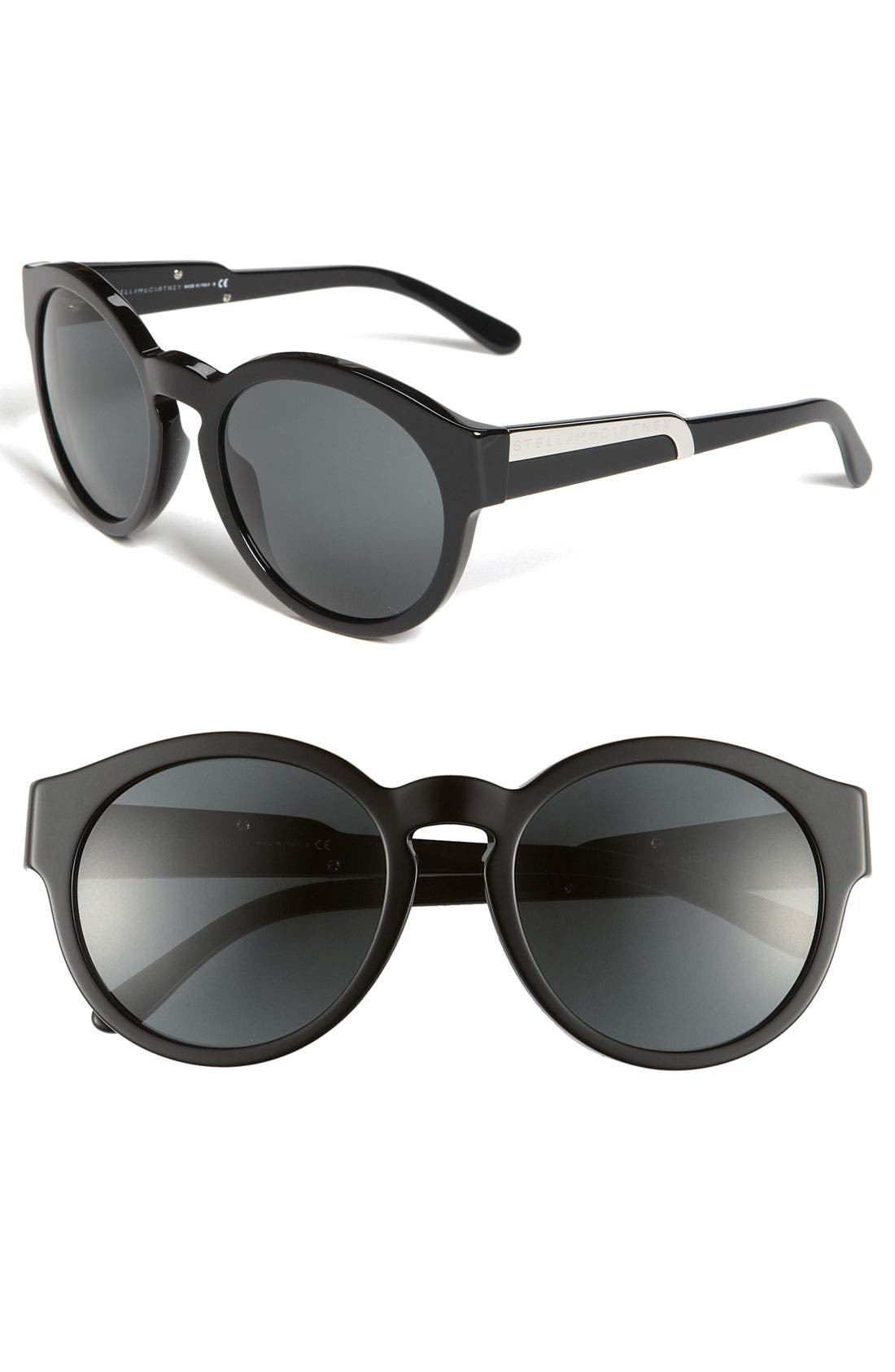 Alternate Image 1 Selected - Stella McCartney 54mm Round Sunglasses