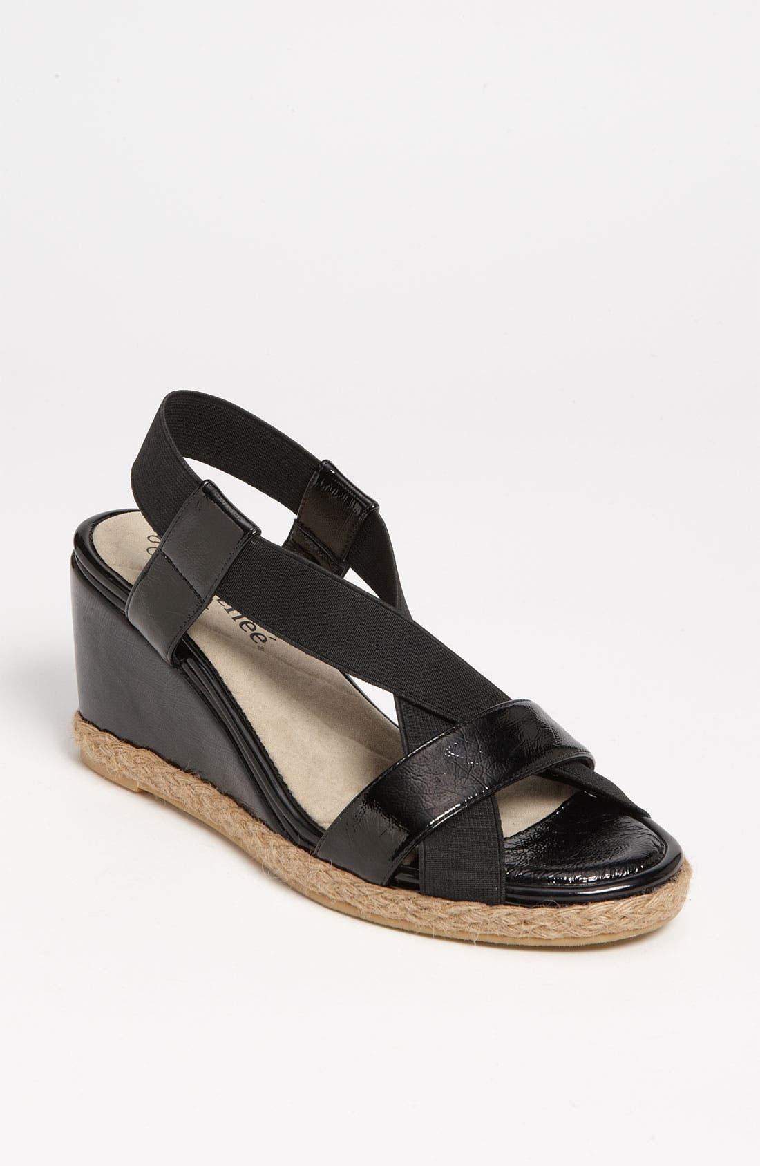 Alternate Image 1 Selected - J. Reneé 'Halina' Sandal