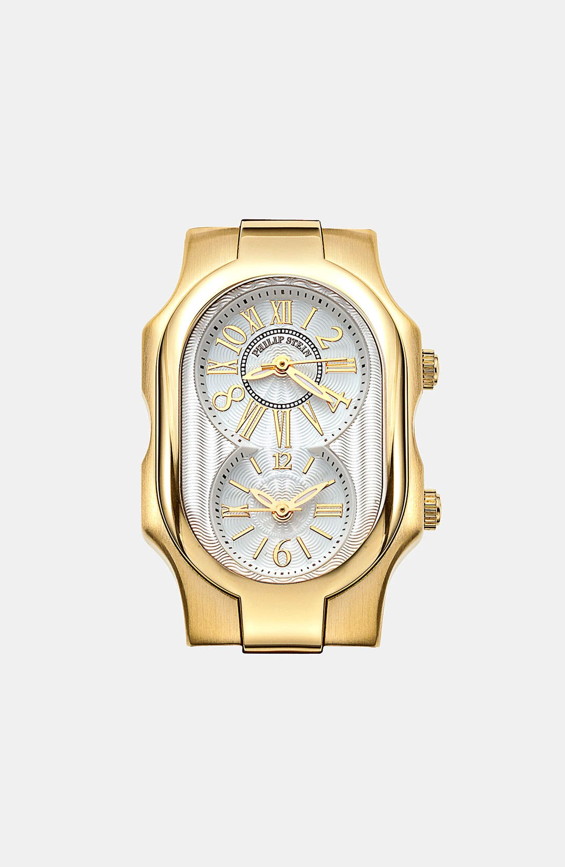 Main Image - Philip Stein® 'Signature' Small Gold Watch Case