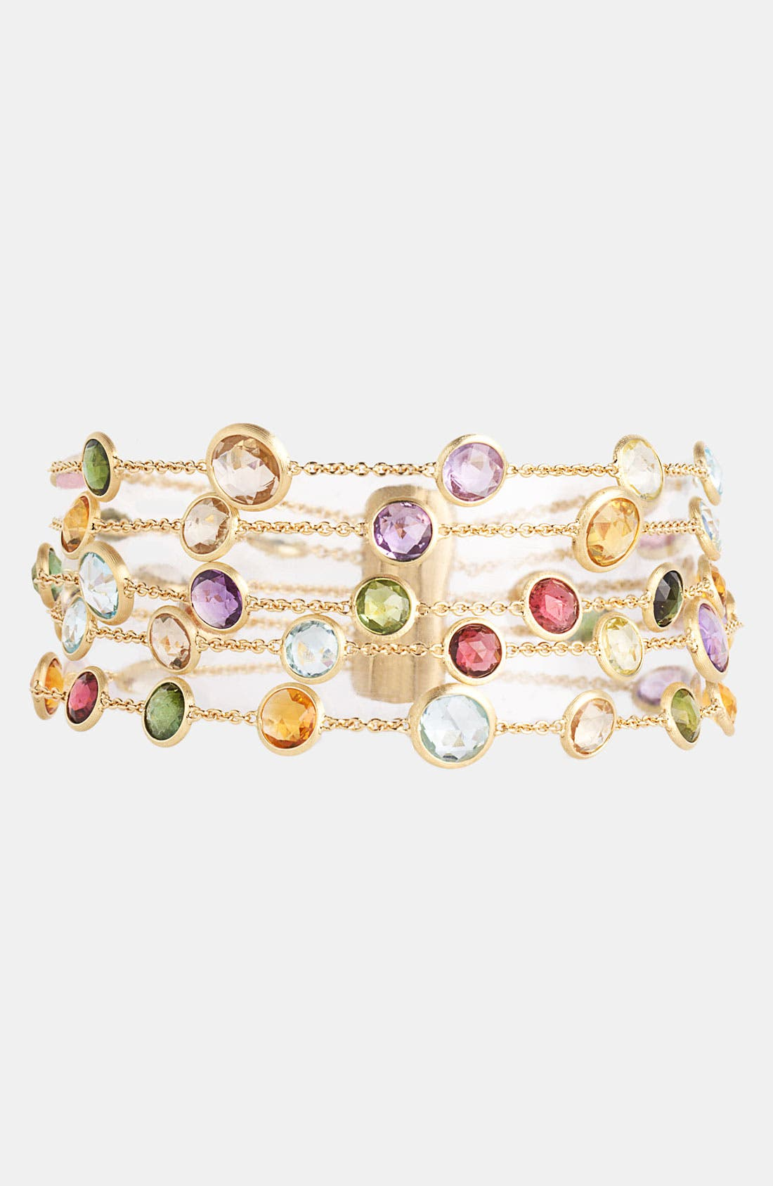 Alternate Image 1 Selected - Marco Bicego 'Mini Jaipur' 5-Strand Bracelet
