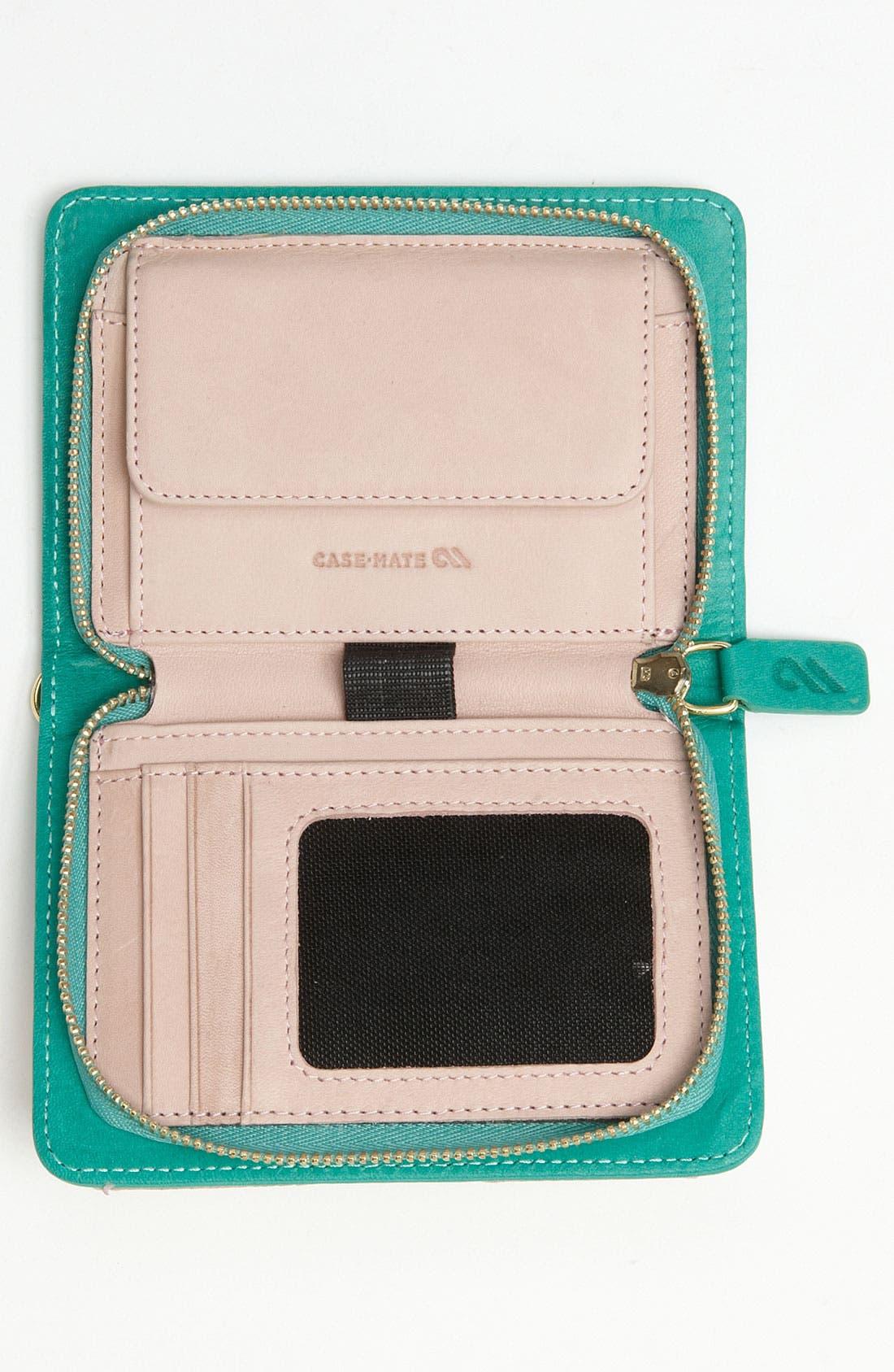 Alternate Image 3  - Case-Mate® 'Universal Kayla' Crossbody Phone Wallet