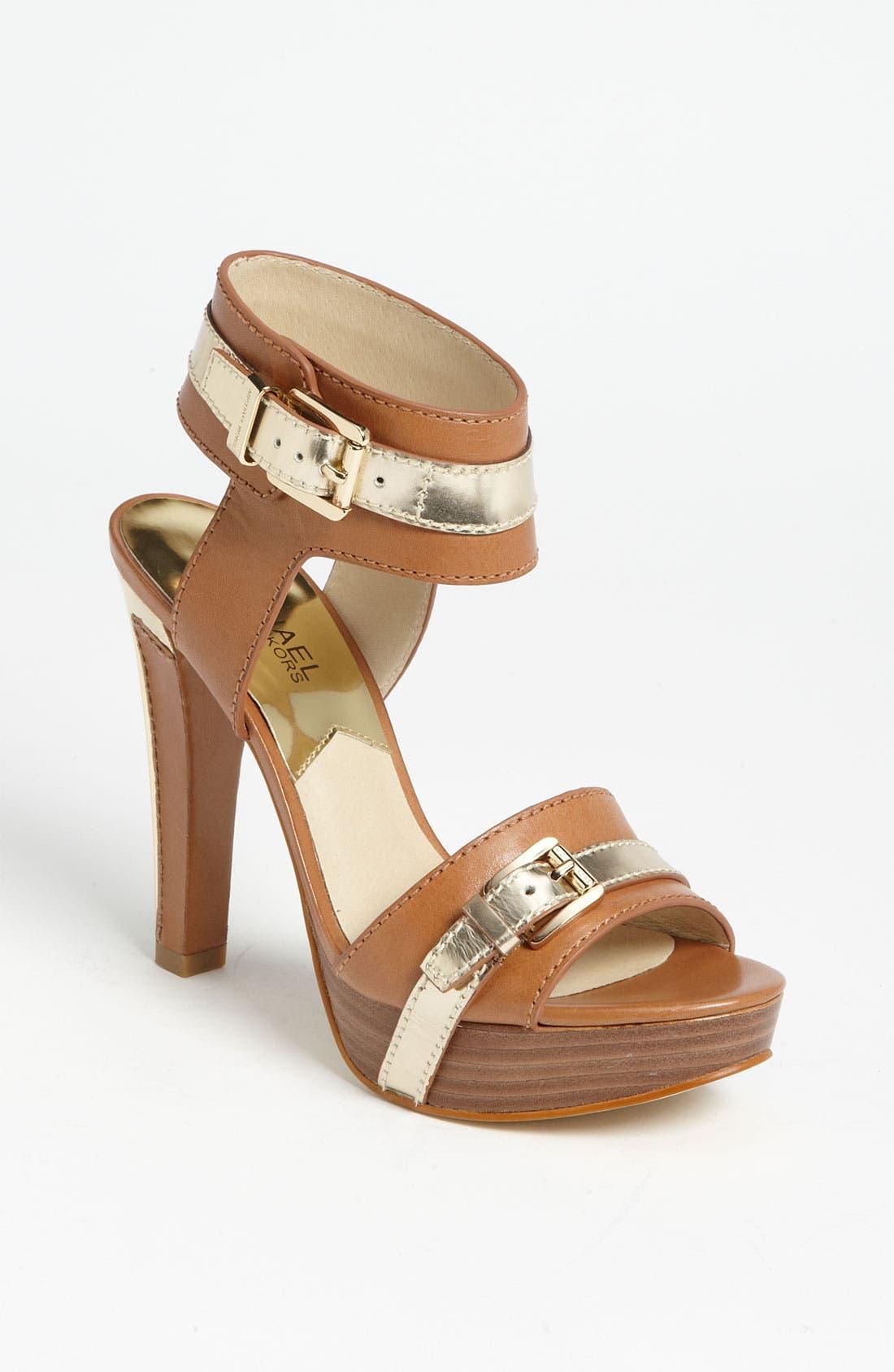 Main Image - MICHAEL Michael Kors 'Grace' Sandal