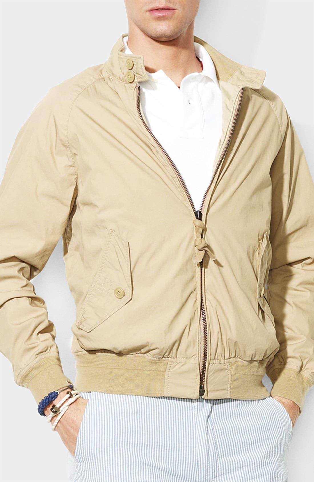 Main Image - Polo Ralph Lauren 'Barracuda' Classic Fit Jacket
