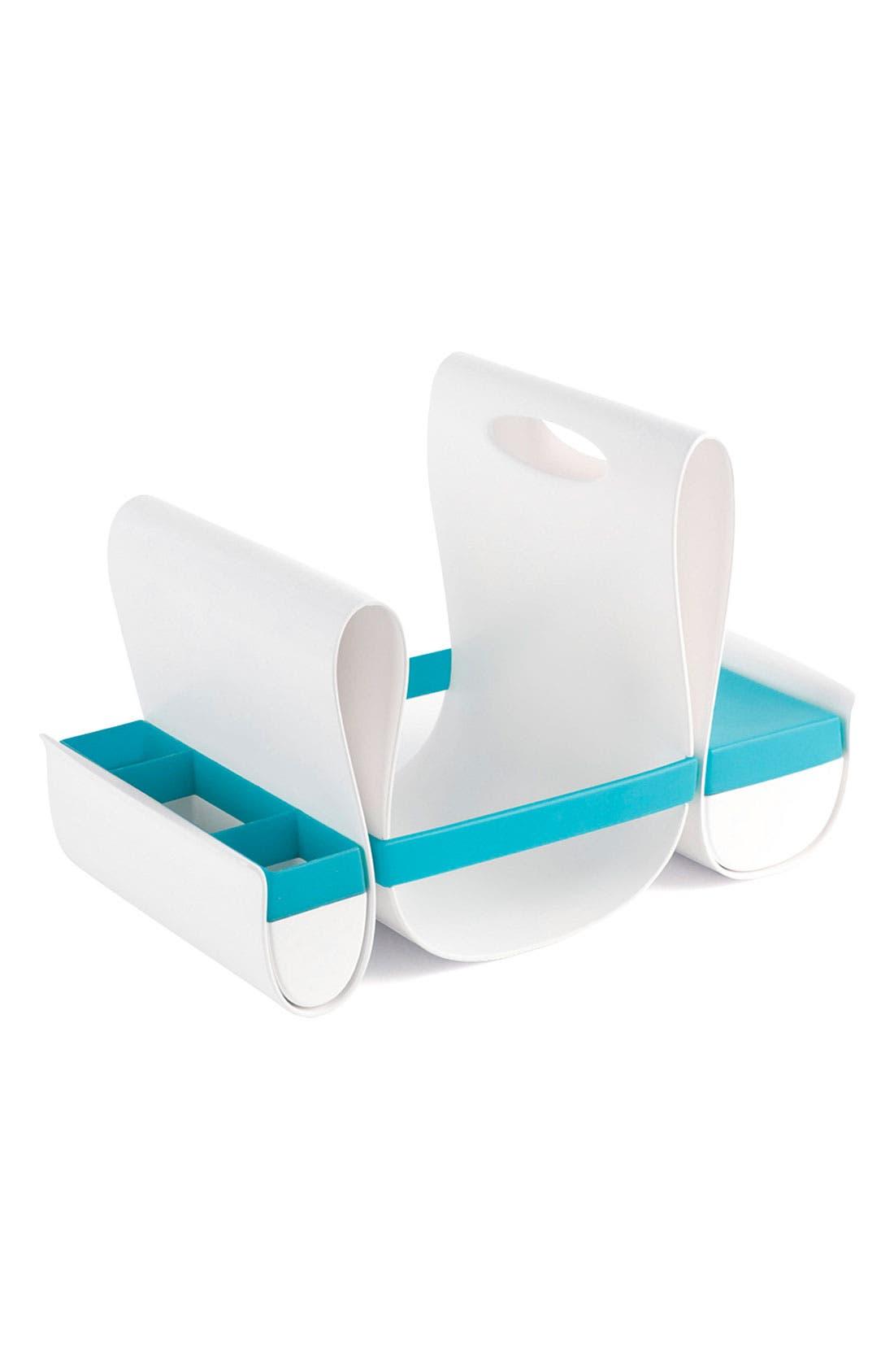 Alternate Image 1 Selected - Boon 'Loop' Diaper Caddy