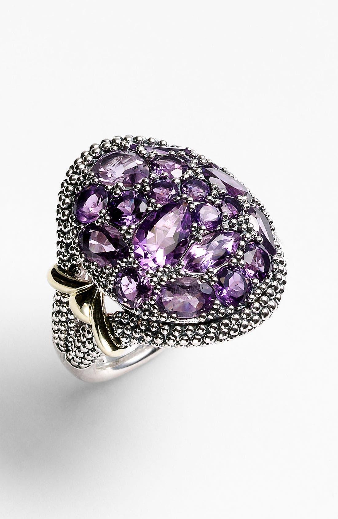 Main Image - LAGOS 'Ombré' Multi Stone Ring