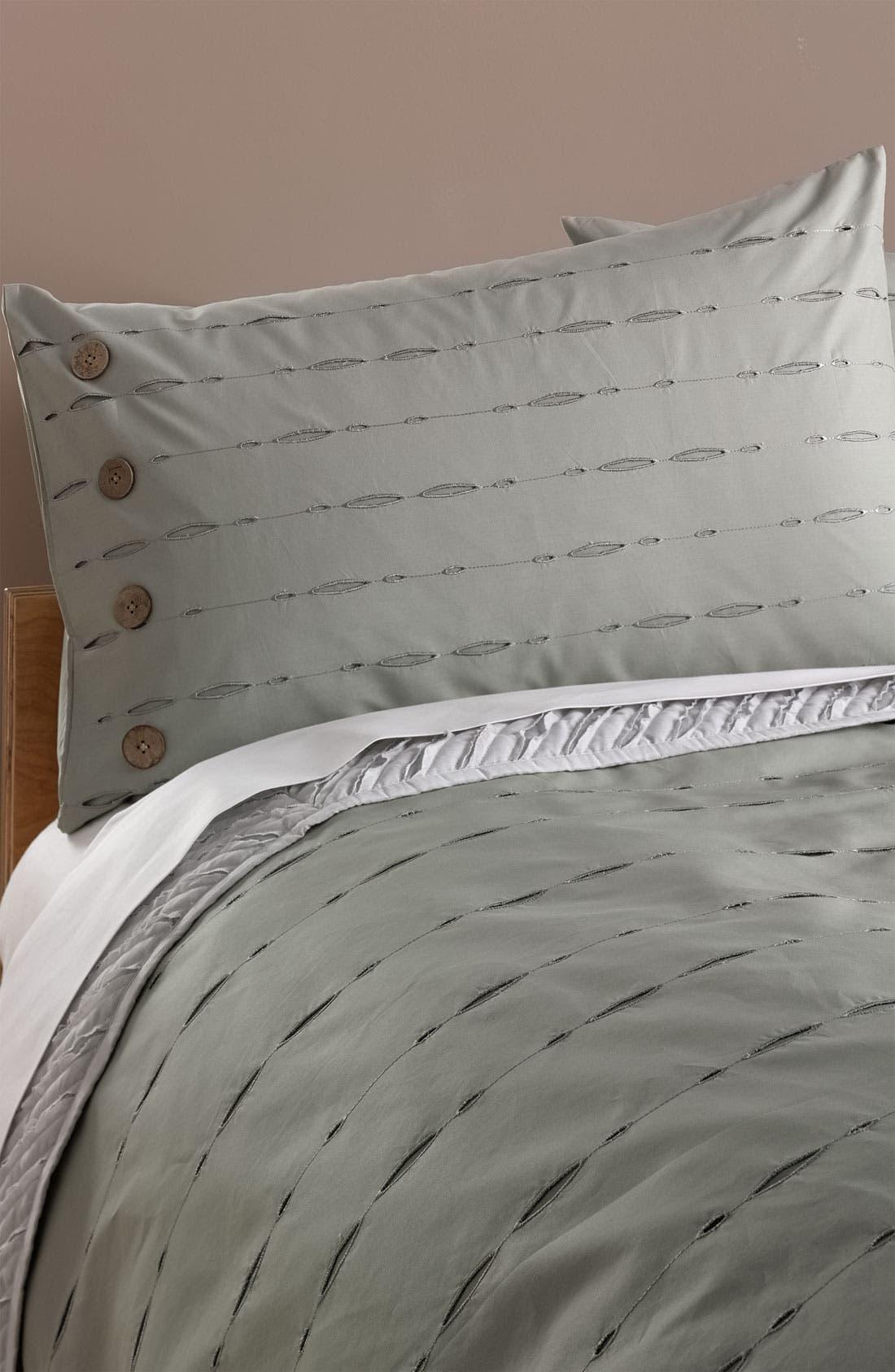 Alternate Image 1 Selected - Nordstrom at Home 'Button Holes' Sham