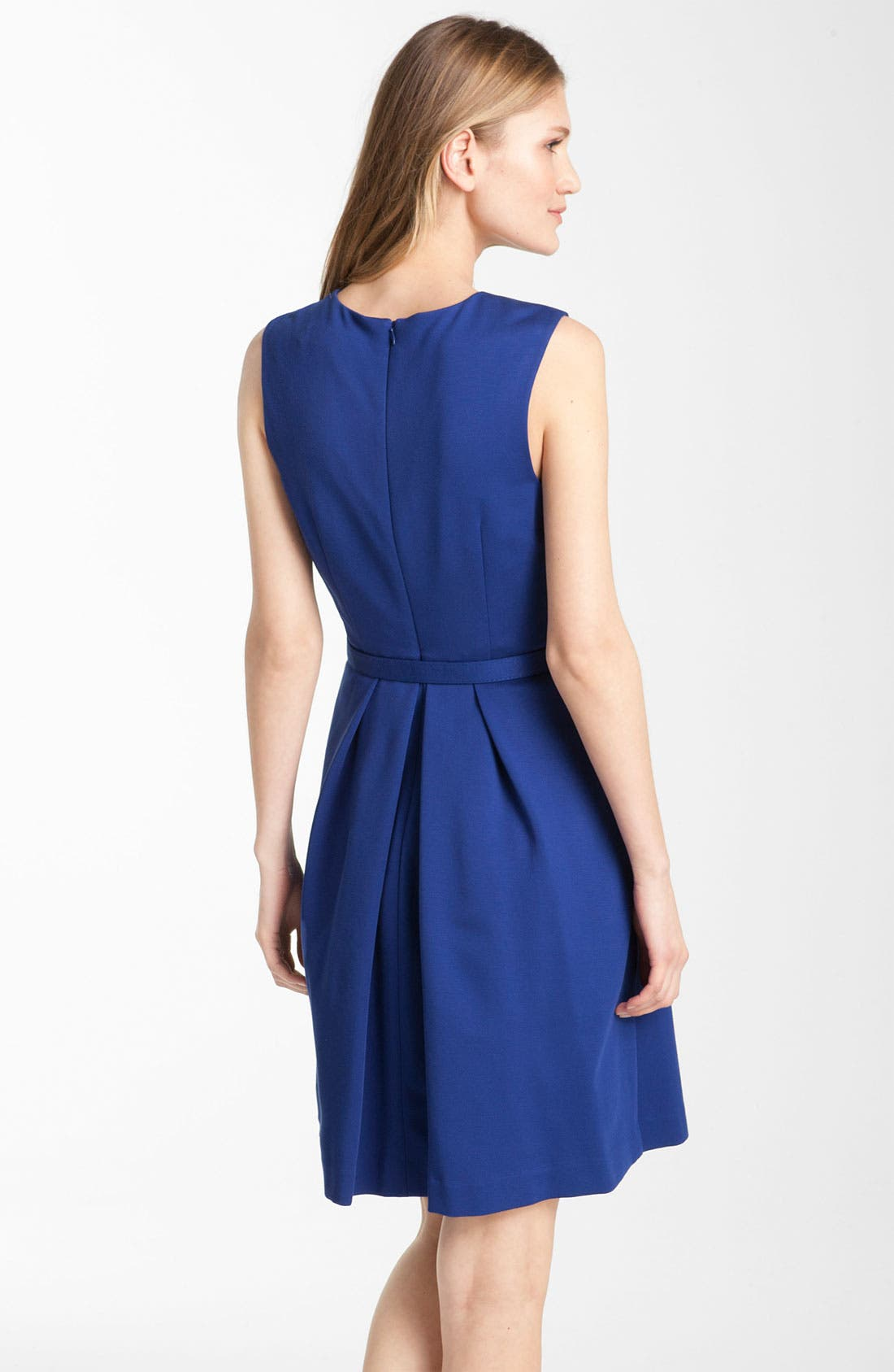 Alternate Image 2  - Trina Turk 'Princess' Ponte Knit Dress (Online Exclusive)