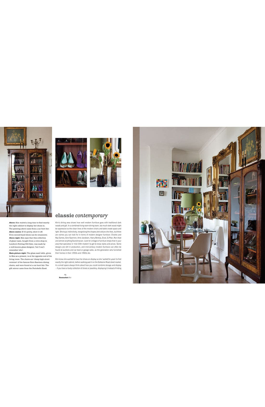 Alternate Image 3  - 'Fleamarket Chic' Interior Design Book