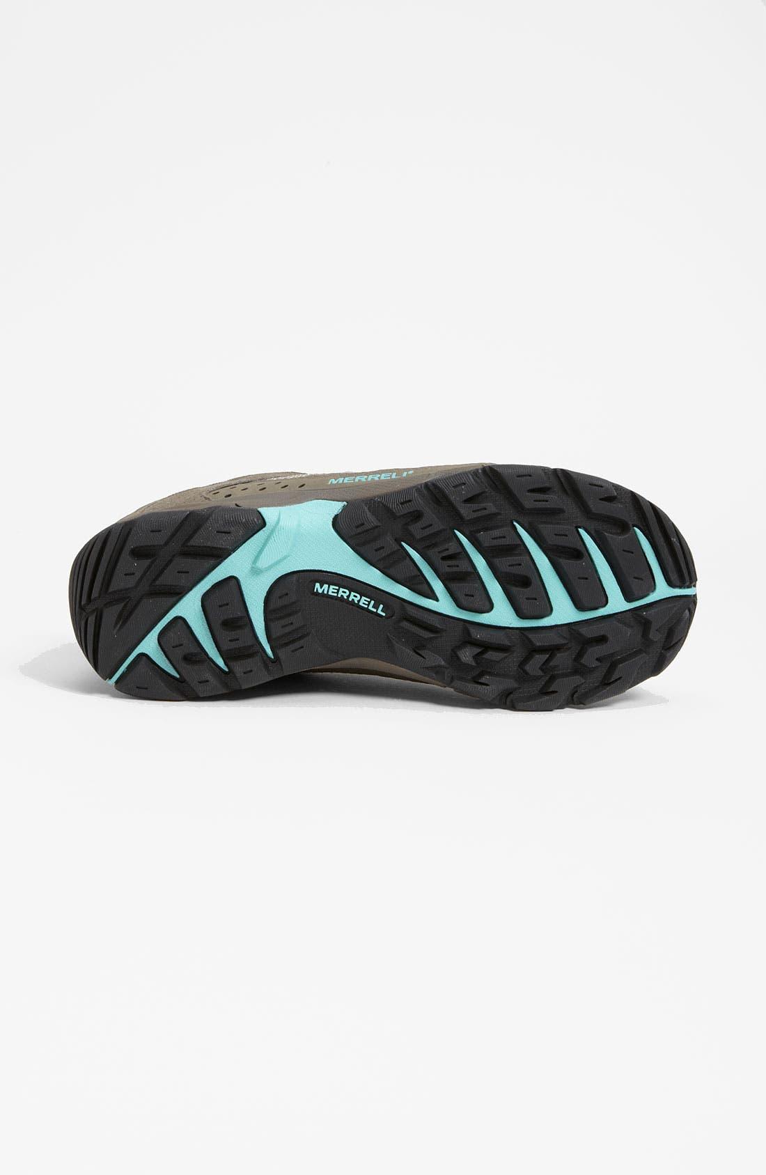 Alternate Image 4  - Merrell 'Calia Waterproof' Hiking Shoe (Women)