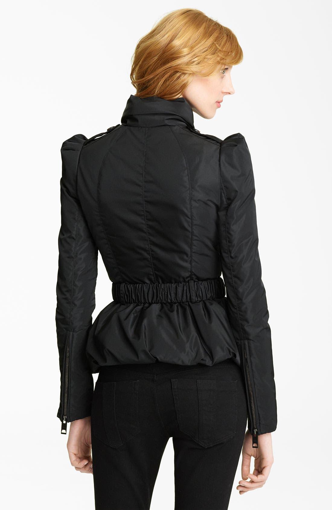 Alternate Image 2  - Burberry Prorsum Puffer Jacket