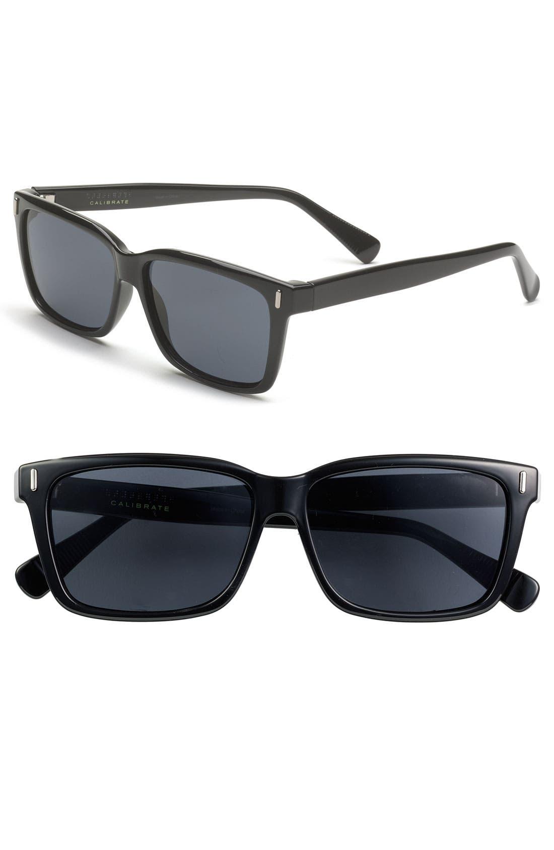 Alternate Image 1 Selected - Calibrate 'Josh' Sunglasses