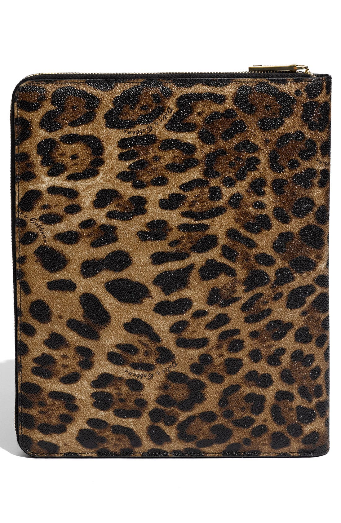 Alternate Image 4  - Dolce&Gabbana Zip Around iPad Case
