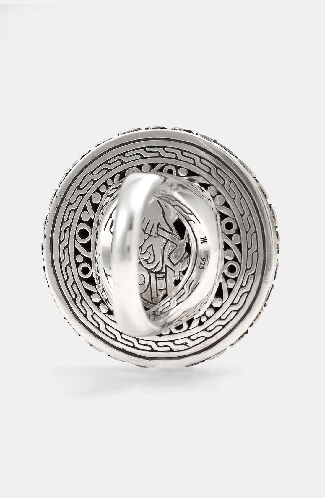 Alternate Image 2  - John Hardy 'Dot Gold & Silver' Round Ring