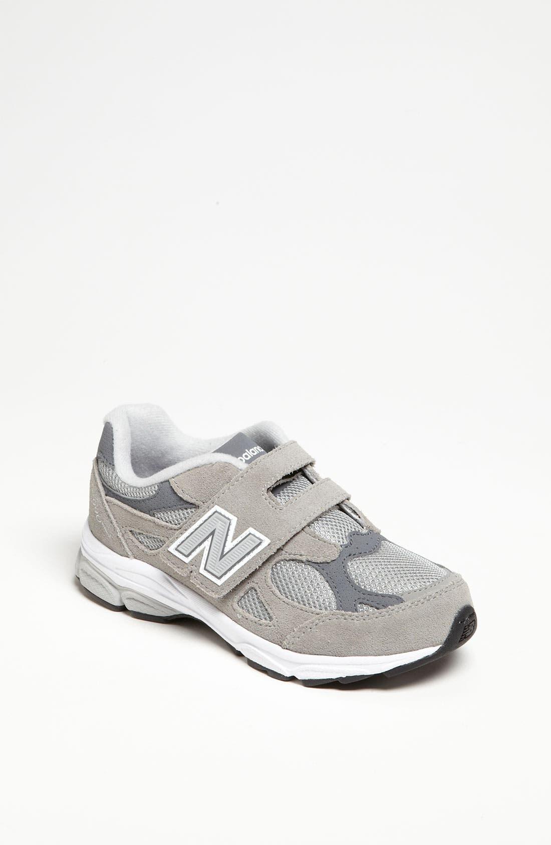 Alternate Image 1 Selected - New Balance '990' Sneaker (Baby, Walker, Toddler & Little Kid)