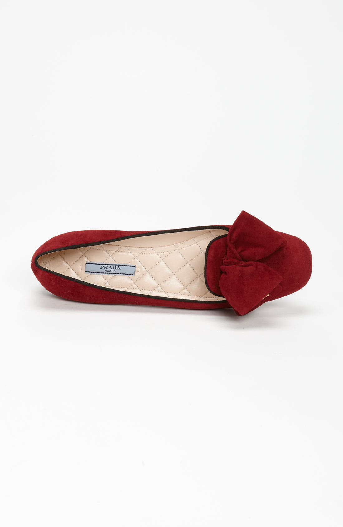 Alternate Image 3  - Prada Bow Slipper
