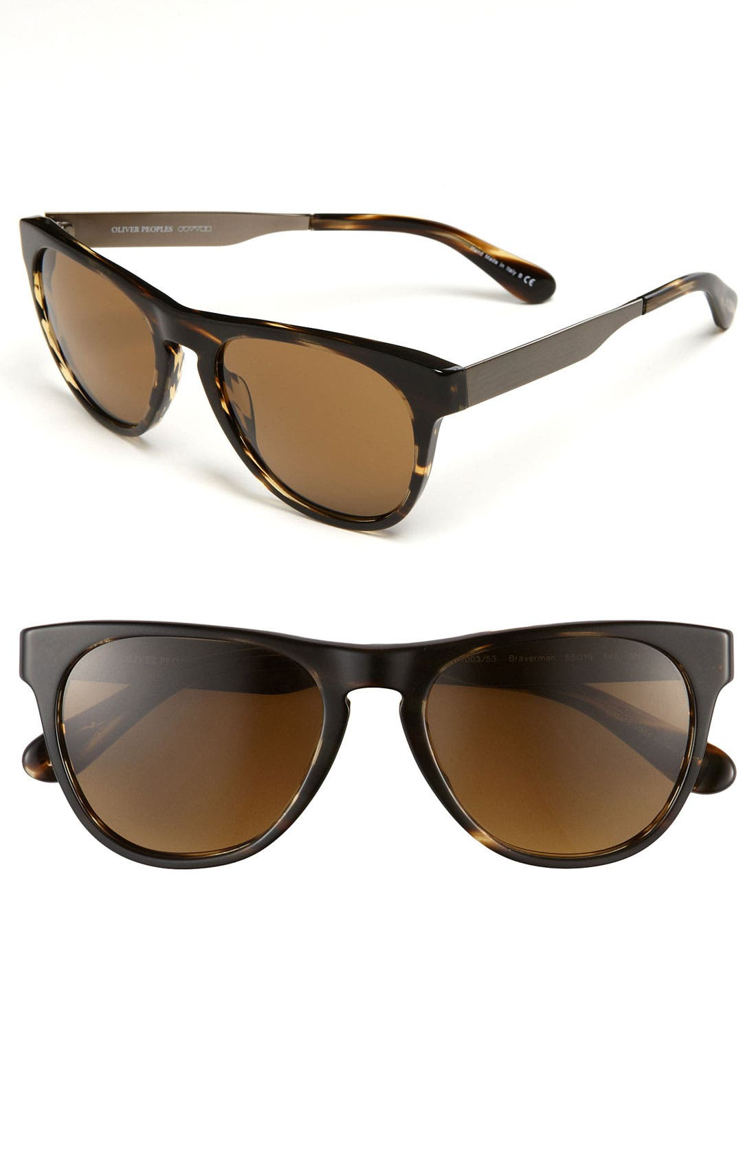 Alternate Image 1 Selected - Oliver Peoples 55mm Sunglasses