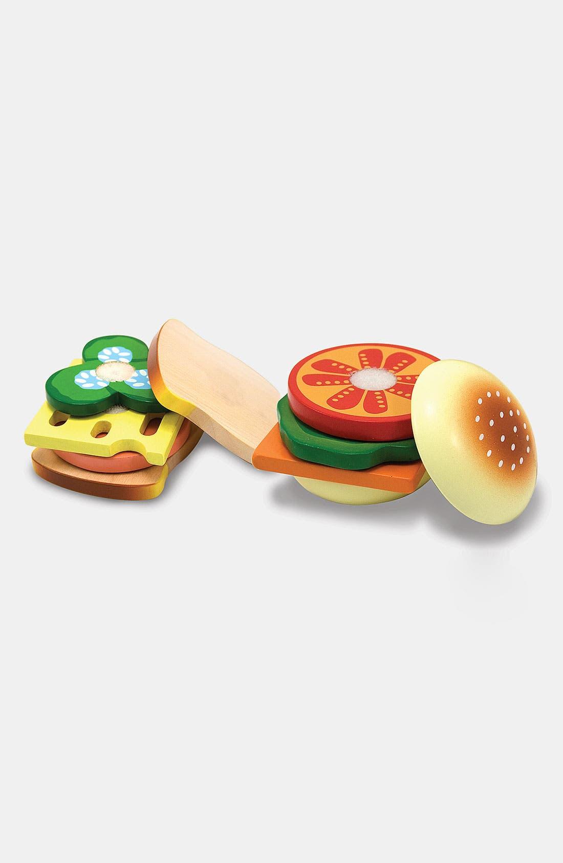 Sandwich Making Set,                             Alternate thumbnail 2, color,                             None
