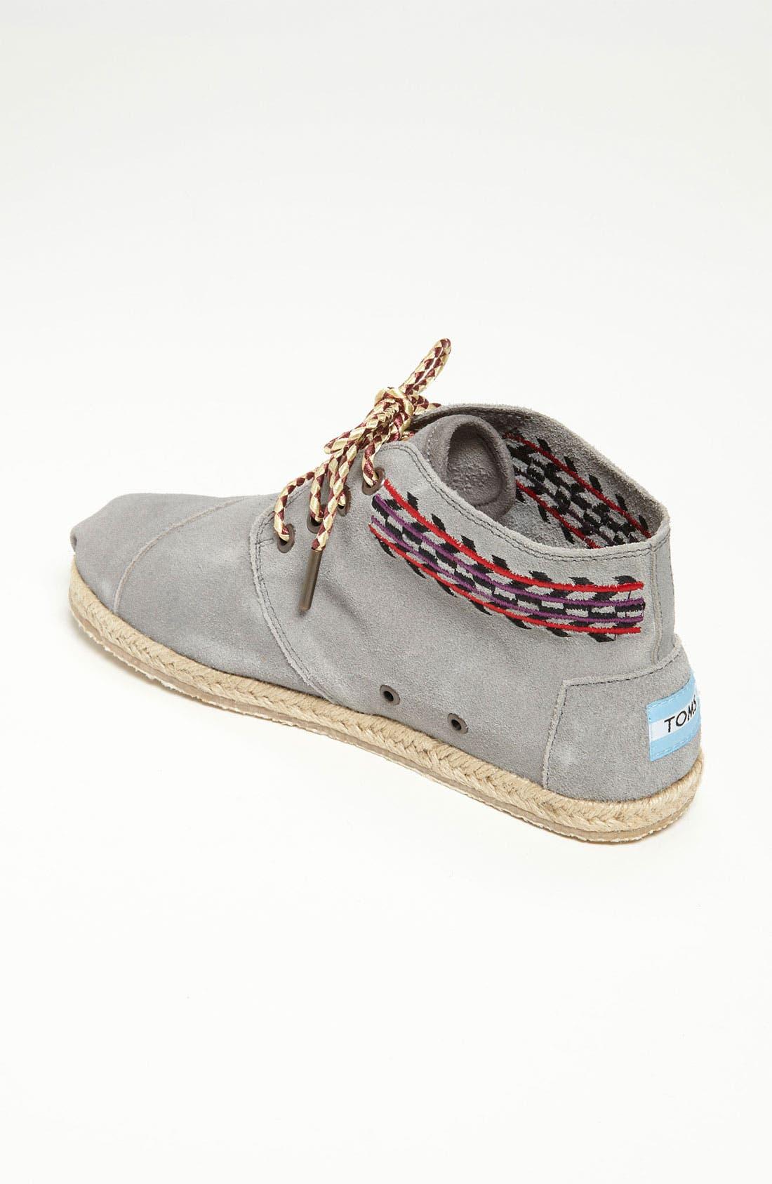 Alternate Image 2  - TOMS 'Botas Desert - Alarco' Chukka Boot (Women)
