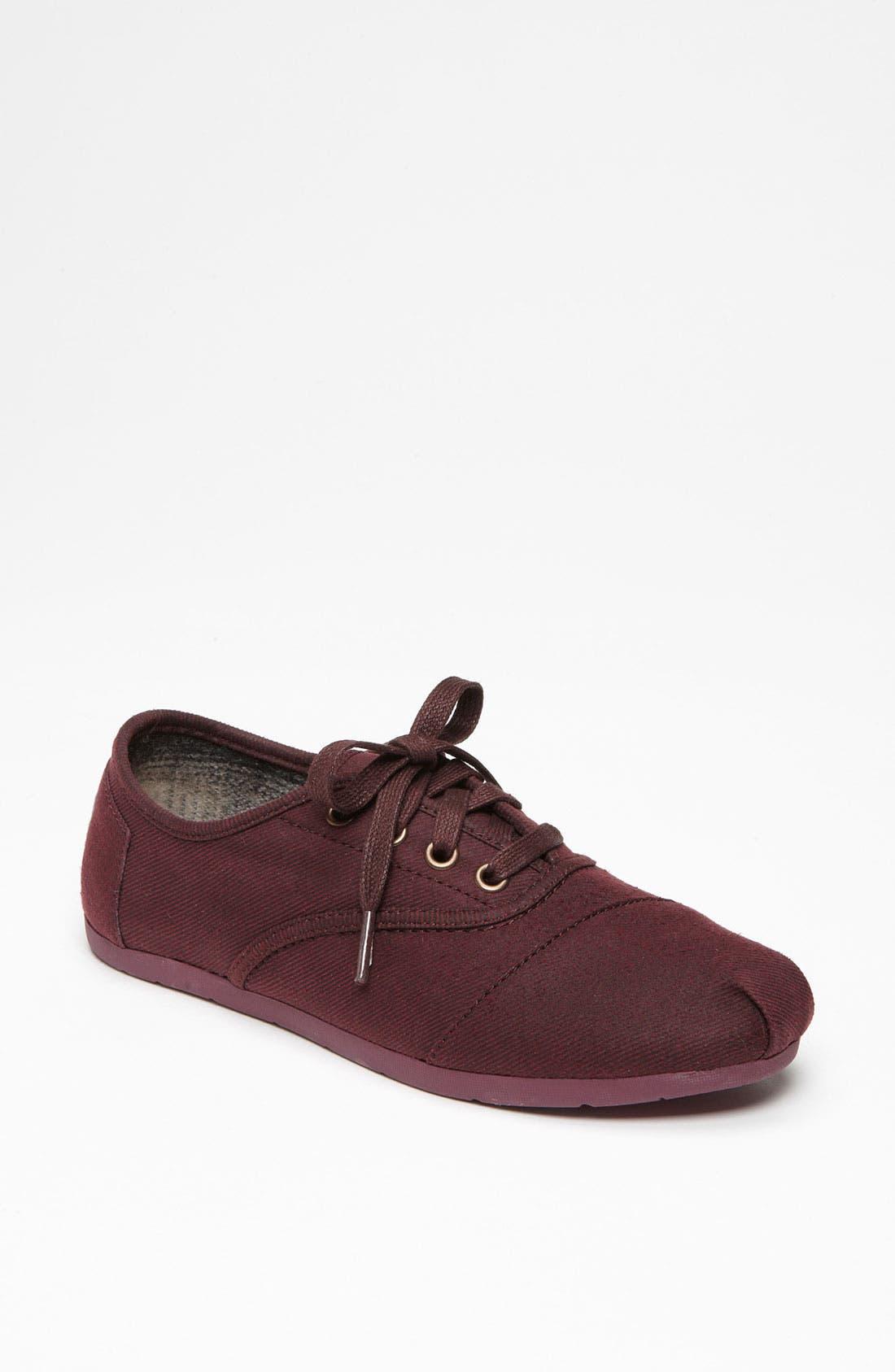 Alternate Image 1 Selected - TOMS 'Cordones - Colton' Sneaker (Women)
