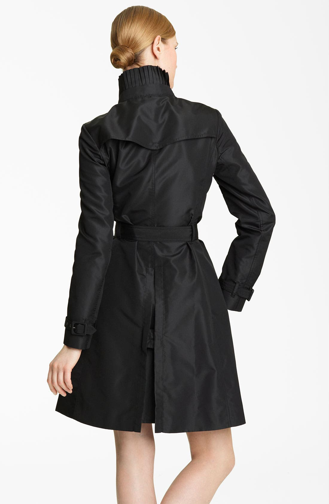 Alternate Image 2  - Valentino Technical Faille Trench