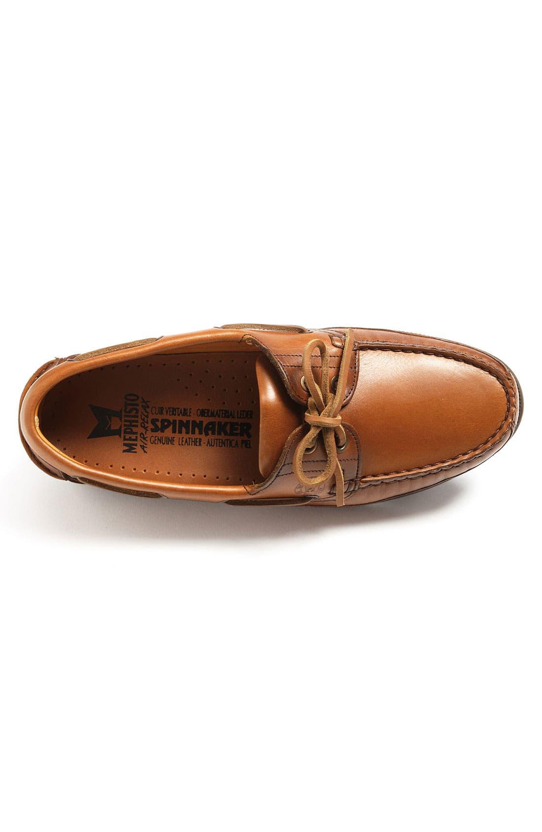 Alternate Image 3  - Mephisto 'Hurrikan' Boat Shoe