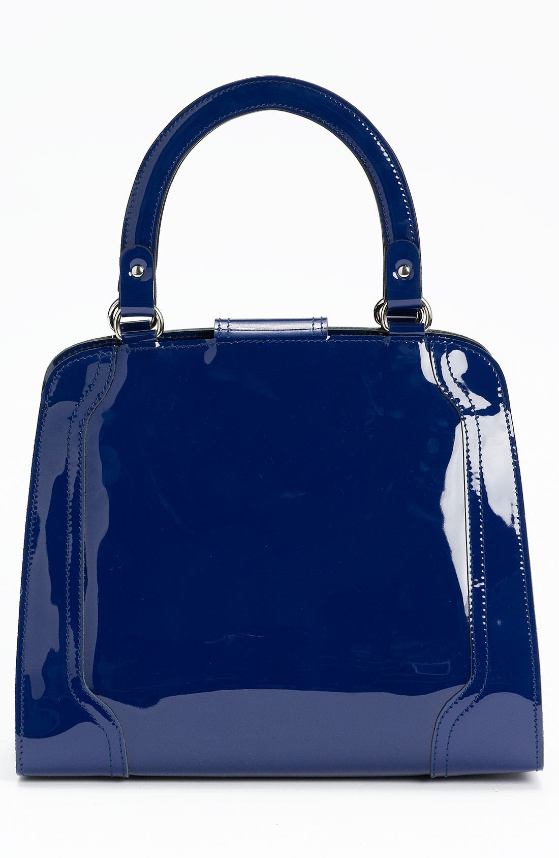 Alternate Image 4  - Marni 'Medium' Patent Leather Frame Bag