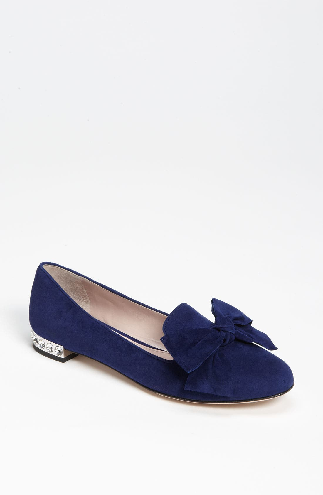 Alternate Image 1 Selected - Miu Miu Moccasin