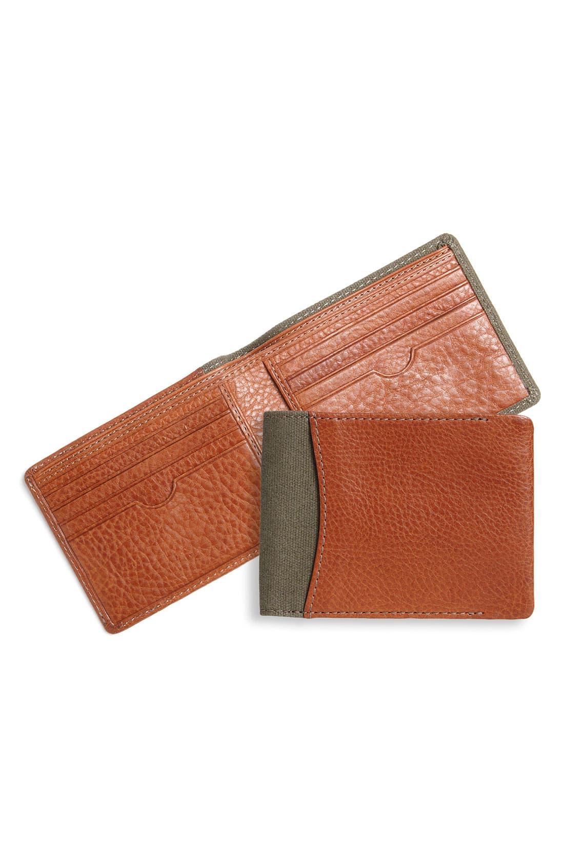 Main Image - Bosca Deluxe Executive Wallet
