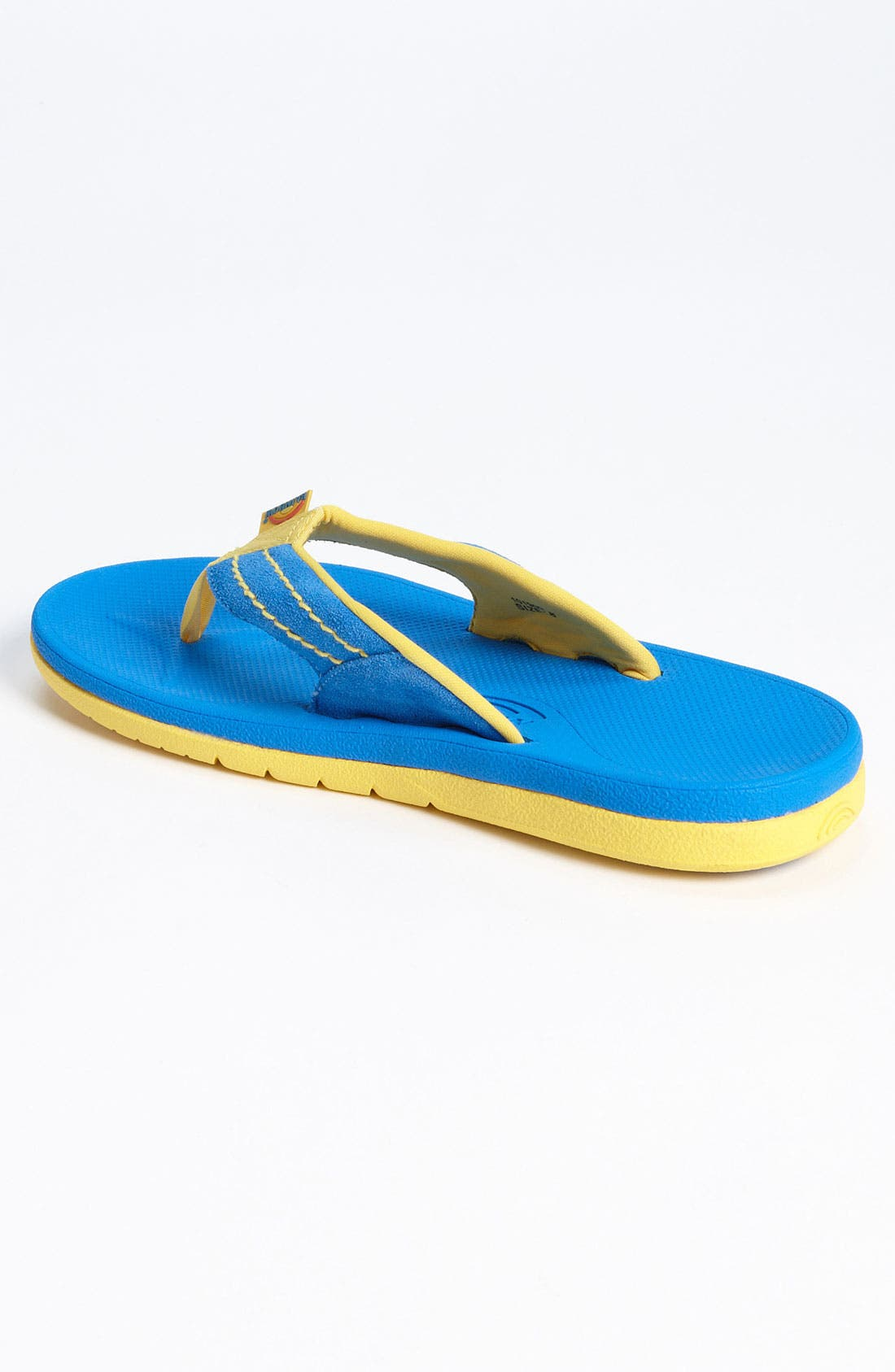 Alternate Image 2  - Rainbow 'Collegiate - UCLA Bruins' Flip Flop (Men)