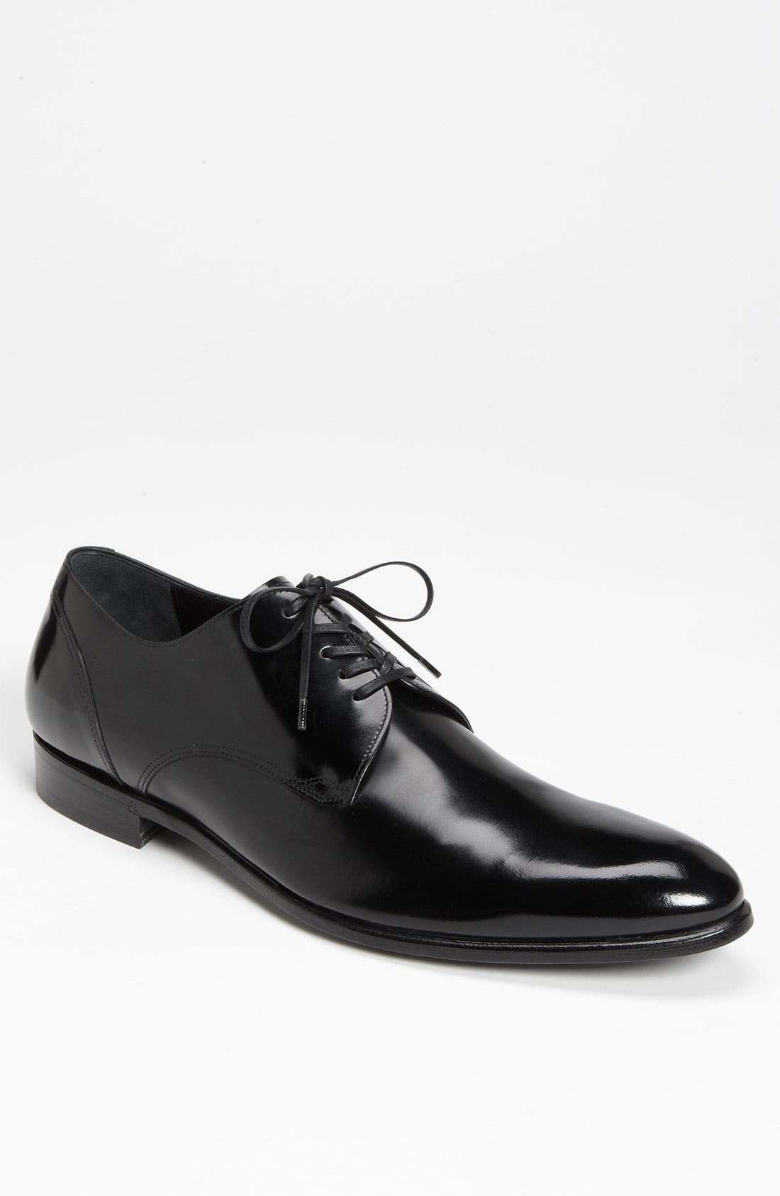 Alternate Image 1 Selected - Dolce&Gabbana Plain Toe Derby