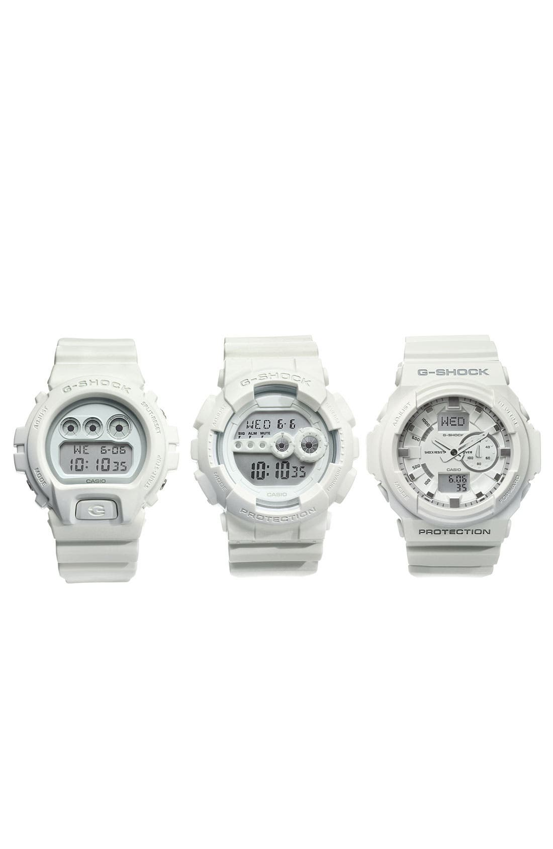 Alternate Image 2  - G-Shock 'Super Luminosity' Digital Watch, 51mm