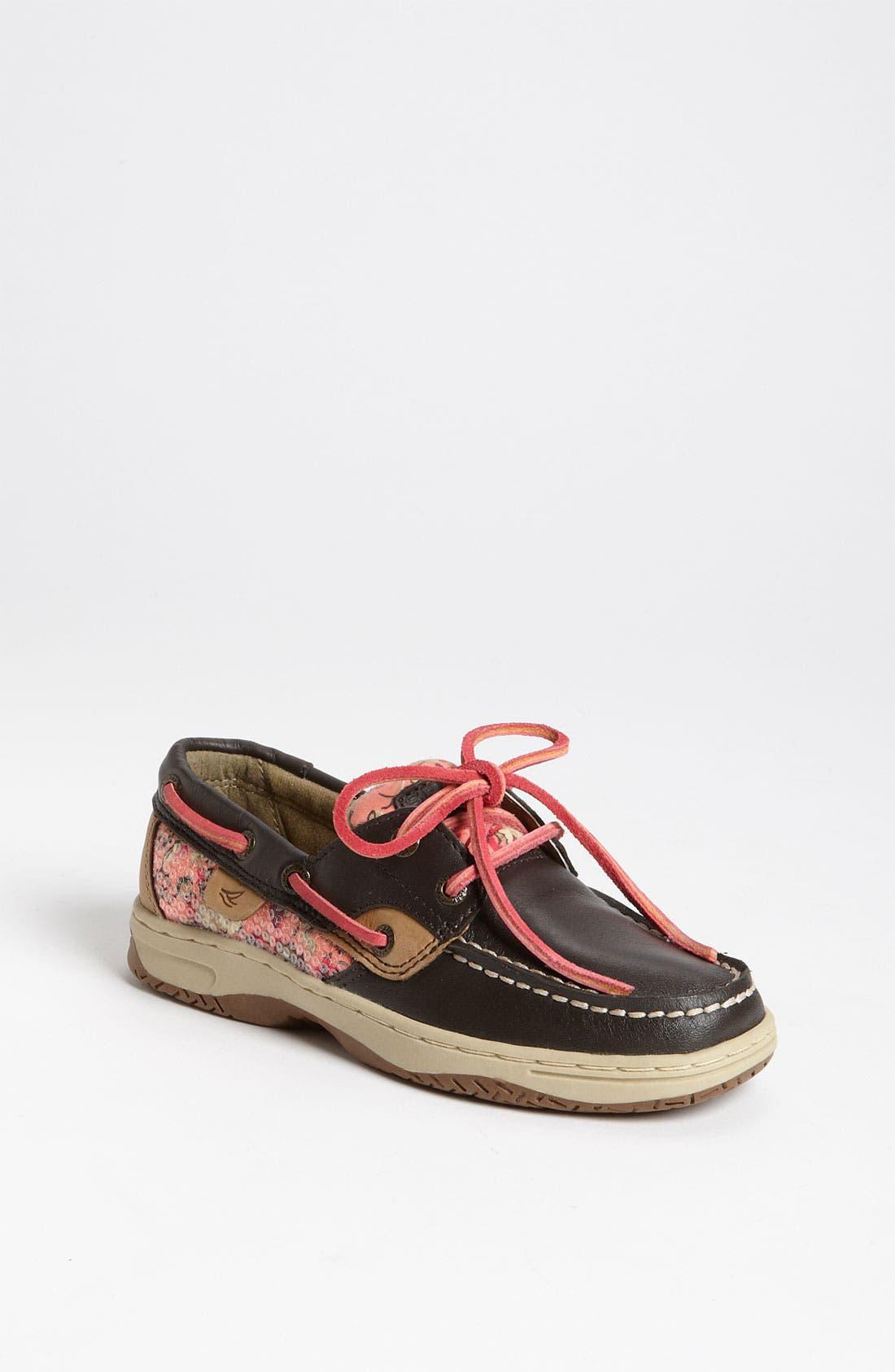 Main Image - Sperry Top-Sider® 'Bluefish' Boat Shoe (Walker, Toddler & Little Kid)