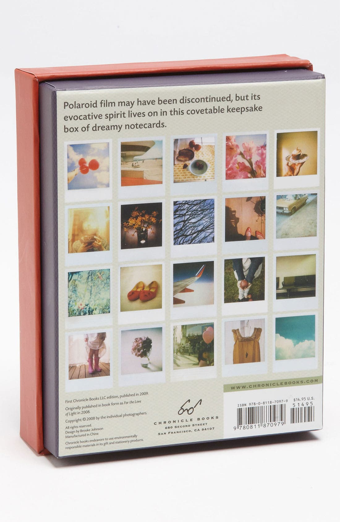 Alternate Image 3  - Chronicle Books 'Polaroid Notes' Note Cards